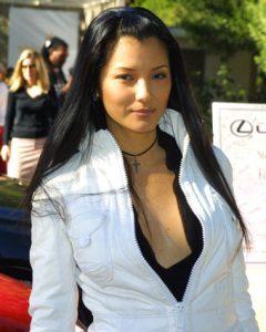 azjatycka aktorka Kelly Hu