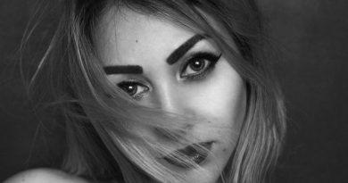 piękna twarz kobieca