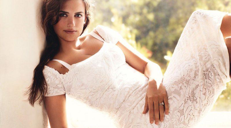śliczna aktorka Penelope Cruz