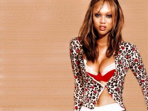modelka Tyra Banks