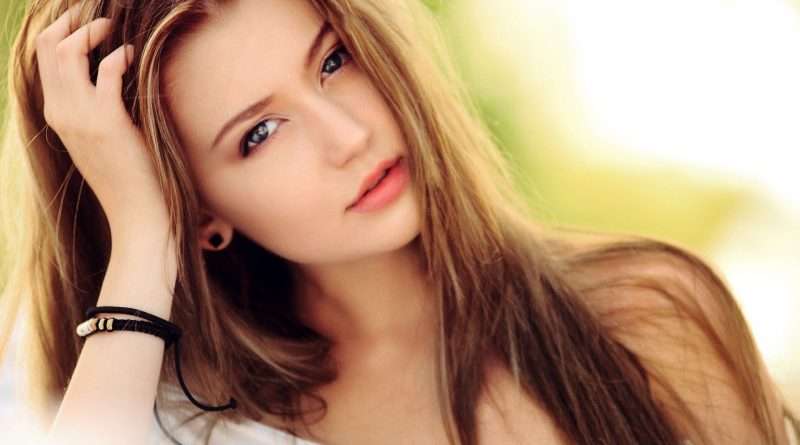 piękna twarz