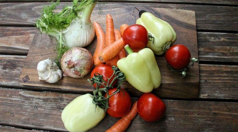 warzywa do sałatki