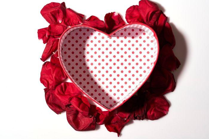 serce walentynkowe