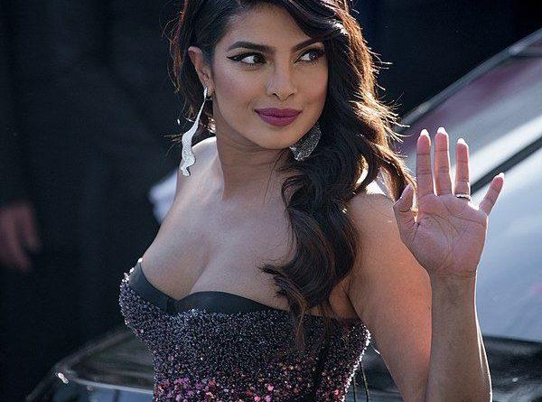 Priyanka Chopra aktorka Bollywood