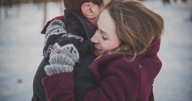 przytulanie się