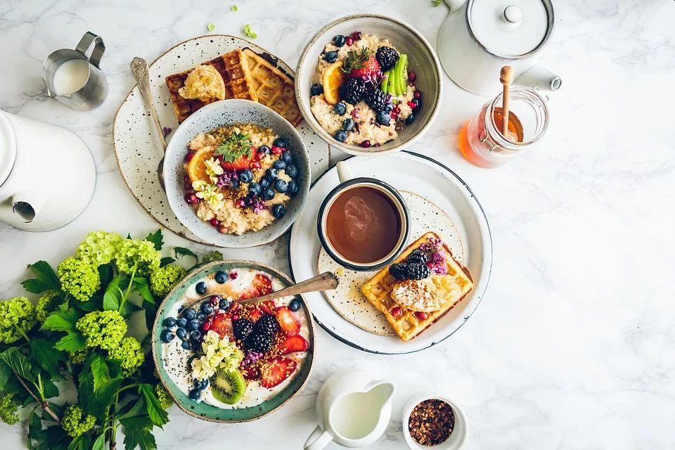 śniadanie na diecie